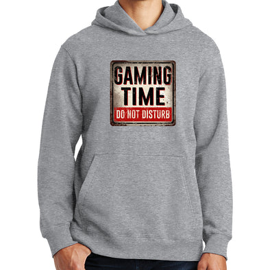 Gaming Time Do Not Disturb Hoodie