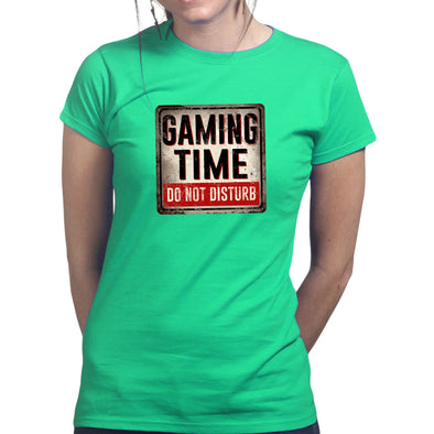 Gaming Time Do Not Disturb Women's T-Shirt