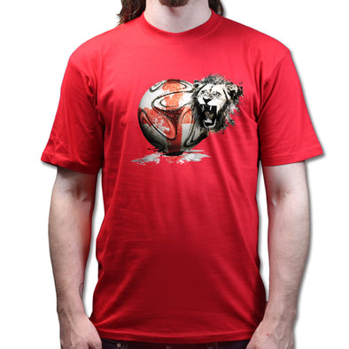 Graffiti Ball - England T-Shirt - Fretshirt.com