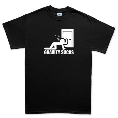 Gravity Sucks Kid's T-Shirt - Fretshirt.com