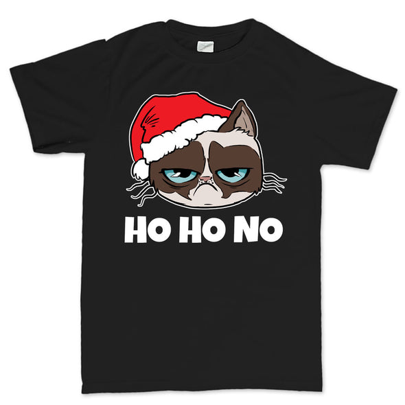 Grumpy Cat Santa T-shirt