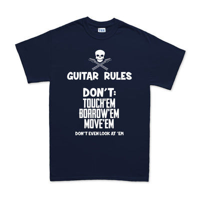 Guitar Rules Kid's T-Shirt - Fretshirt.com