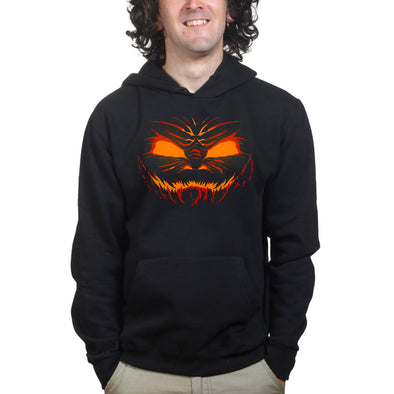 Halloween Monster Scare Crow Hoodie