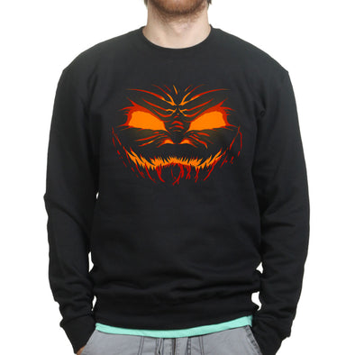 Halloween Monster Scare Crow Sweatshirt