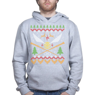 Harry Potter Christmas Ugly Hoodie