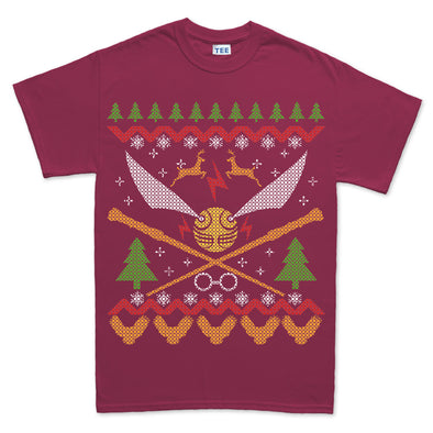 Harry Potter Christmas Ugly T-shirt