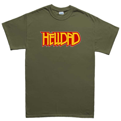 Hell Dad T-Shirt, [product_type) - Fretshirt.com