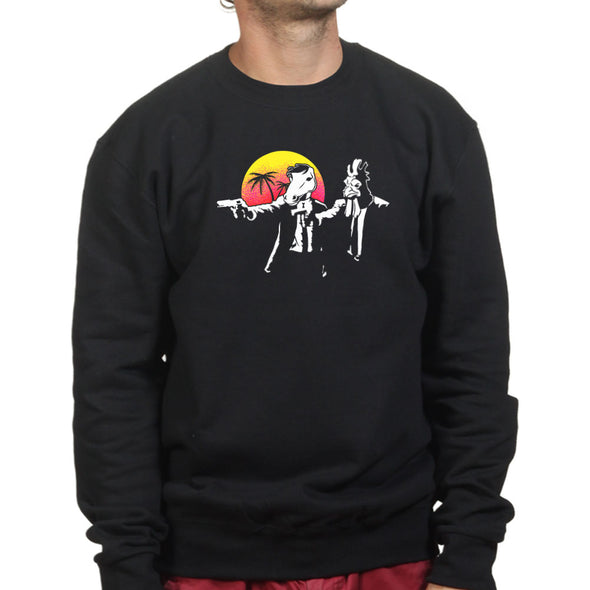 Hotline Fiction Sweatshirt