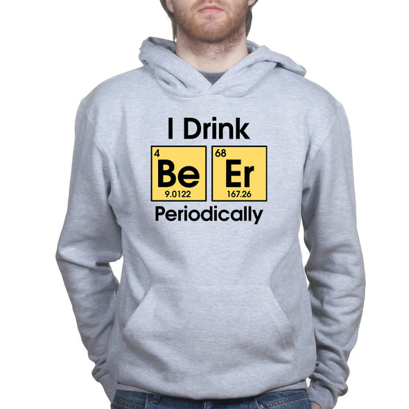 I Drink Beer Periodically Hoodie - Fretshirt.com