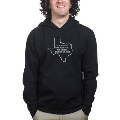 I Survived The Bluebell Famine - Hoodie - Fretshirt.com
