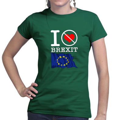 I Hate Brexit Women's T-Shirt