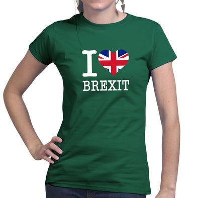 I Love Brexit Women's T-Shirt