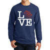 Love Christmas Presents Sweatshirt