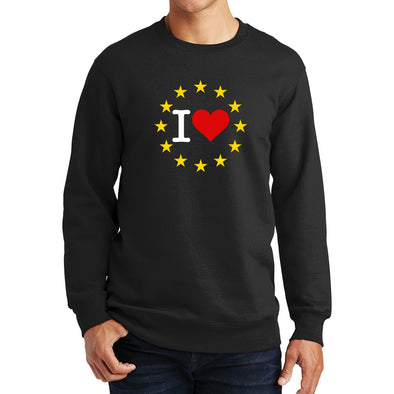 I Love You EU Brexit Sweatshirt