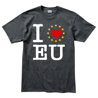 I Love EU You Stars Brexit Kid's T-Shirt