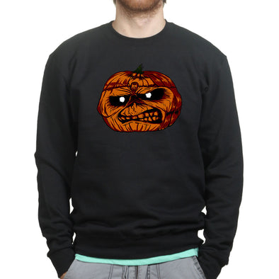 Iron Maiden Pumpkin Sweatshirt