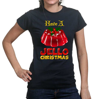 Jello Merry Christmas Women's T-Shirt