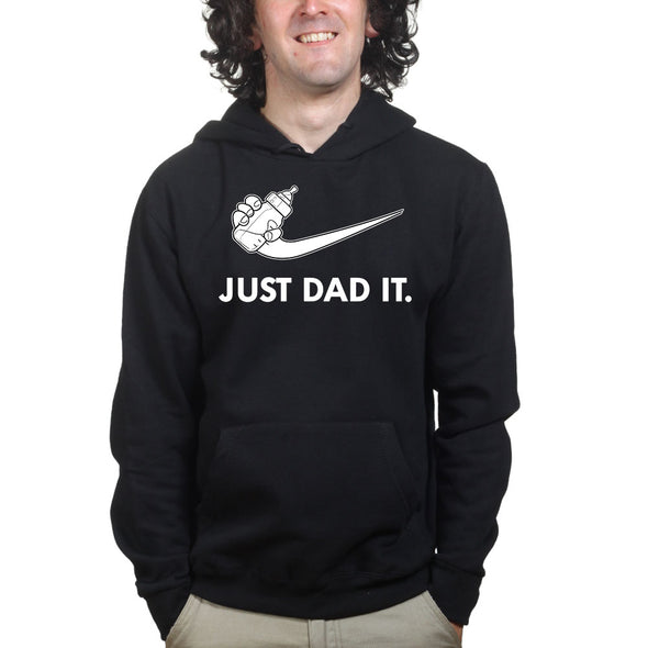 Just Dad It Hoodie - Fretshirt.com