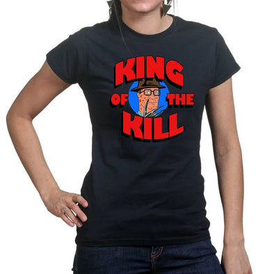 King Of The Kill Halloween Women's T-Shirt
