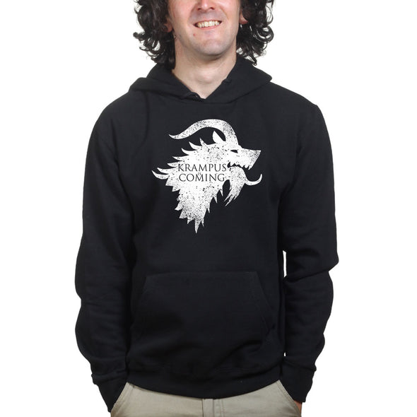 Krampus is Coming Kid's Hoodie - Fretshirt.com