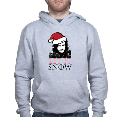 Let It Snow Full Hoodie