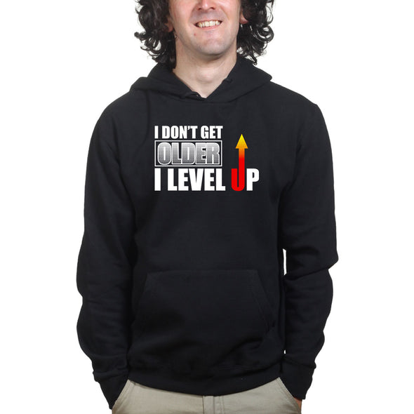 Level Up Sucks Hoodie - Fretshirt.com
