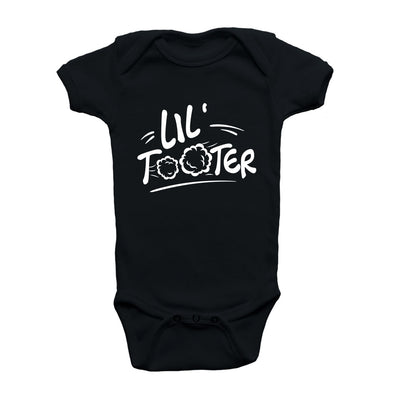Lil' Tooter Baby-suit Onesie Baby Grow