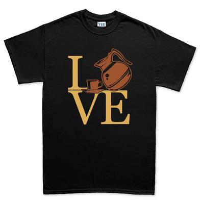 Love Coffee Kid's T-Shirt - Fretshirt.com