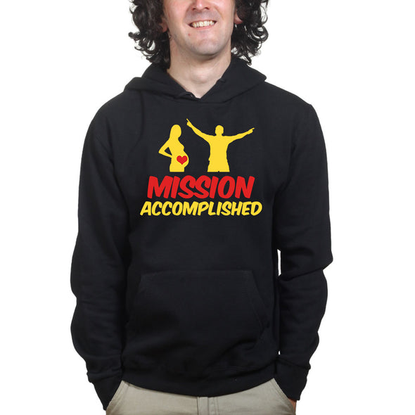 Mission Accomplished Dad Hoodie - Fretshirt.com