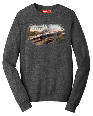 Mashinky - Old And New Sweatshirt