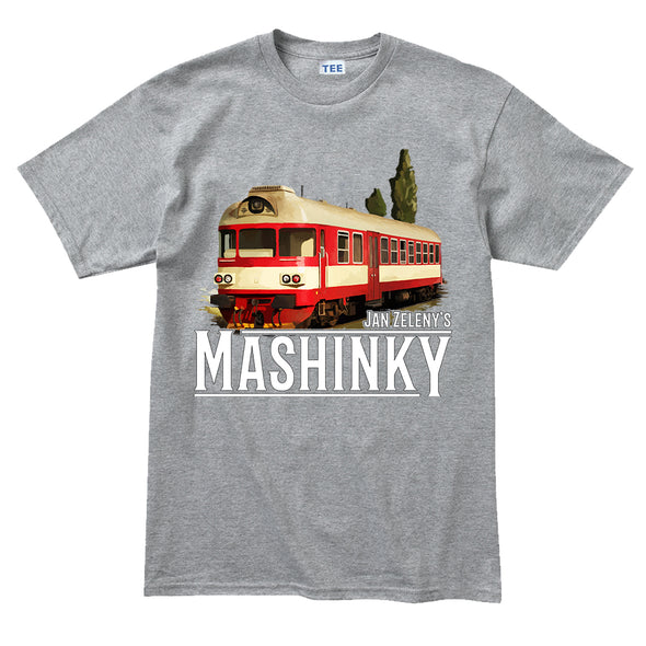 Mashinky - Diesel Era T-Shirt