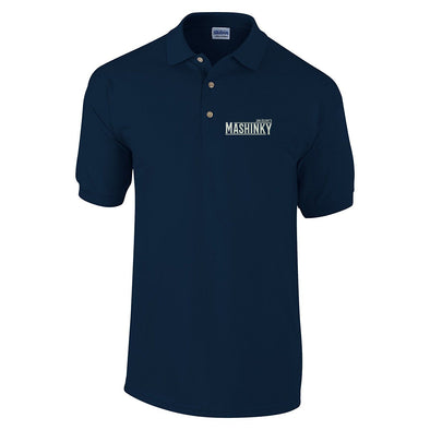 Mashinky Logo - Embroidered Polo Shirt