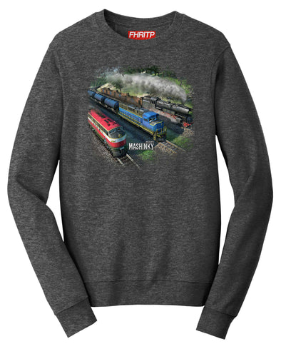 Mashinky -The Starting Line Up Sweatshirt