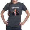 Survivalist - Medium Joe Wheeler Women's T-Shirt