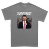 Survivalist - Medium Joe Wheeler Kid's T-Shirt