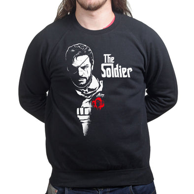 Metal Gear Solid Godfather Kid's Sweatshirt - Fretshirt.com