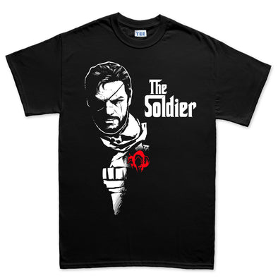 Metal Gear Solid Godfather Kid's T-Shirt - Fretshirt.com