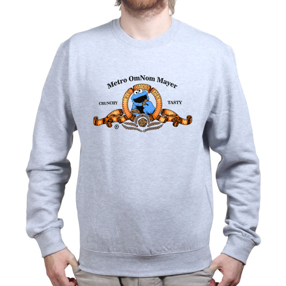 Metro Cookie Goldwyn Monster Sweatshirt - Fretshirt.com