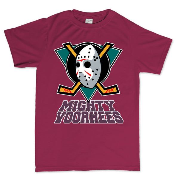 Mighty Jason Voorhees Kid's T-Shirt