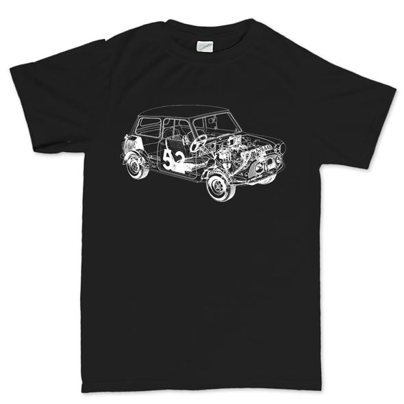 Austin Mini Classic 1275 Car Kid's T-Shirt