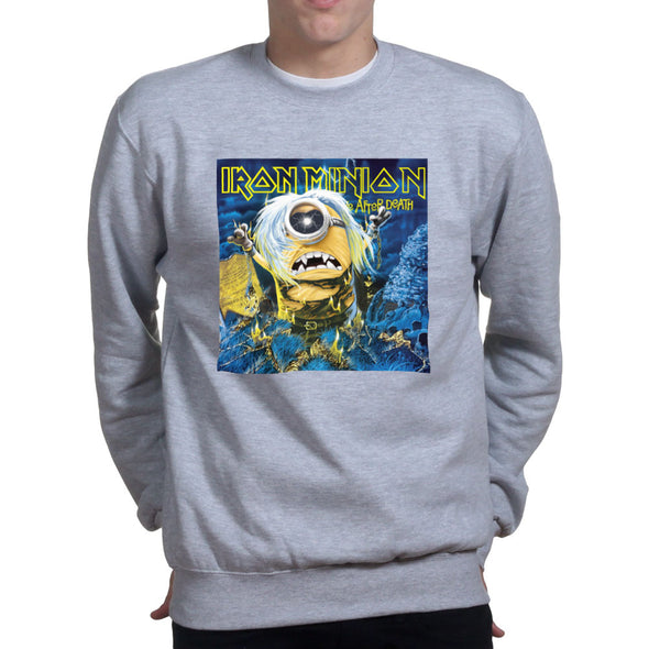 Minion Maiden Sweatshirt
