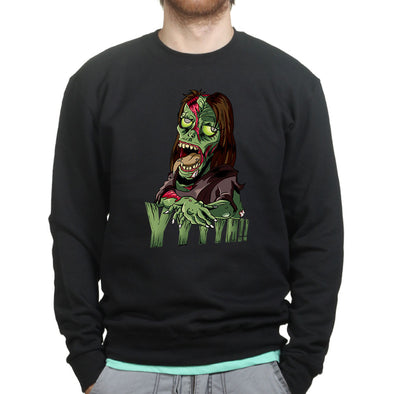 Monster Mona Lisa Sweatshirt