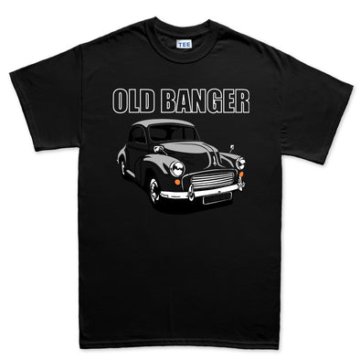 Morris Minor 1000 Traveller Classic Car T-Shirt - Fretshirt.com