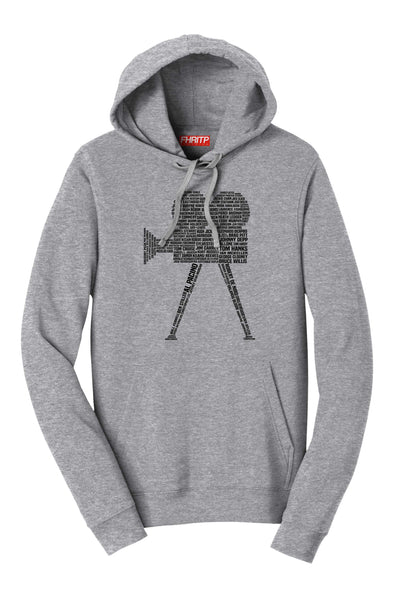 Movie Film Actor Legends Hoodie