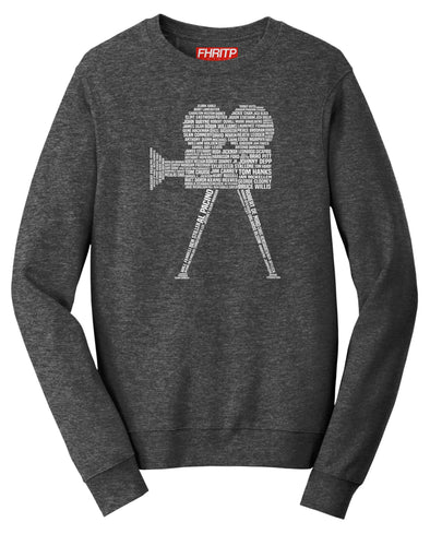 Movie Film Actor Legends Sweatshirt