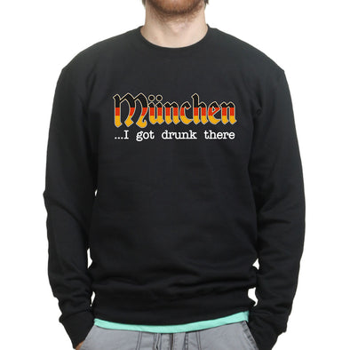 Munchen German Beer Flag Sweatshirt