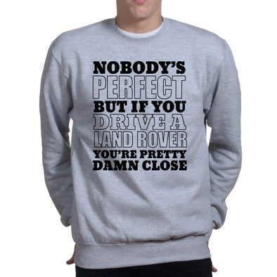 Nobody's Perfect Off Road Sweatshirt