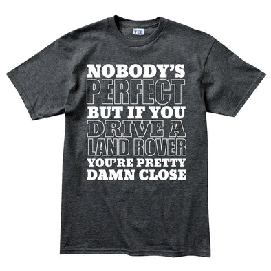 Nobody's Perfect Off Road Kid's T-Shirt