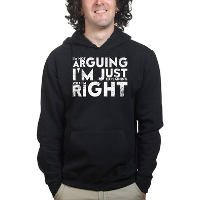 Not Arguing Kid's Hoodie, [product_type) - Fretshirt.com
