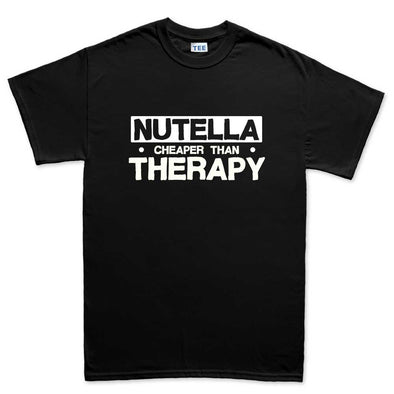 Nutella Therapy T-Shirt, [product_type) - Fretshirt.com